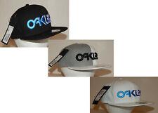 Oakley New Era 9Fifty 6 Panel Gradient Hat / Cap Flatbill Snapback M/L 912110