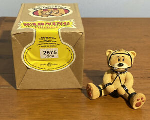 Bad Taste Bears Jock Yellow Label Box