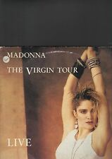 MADONNA - the virgin tour LP