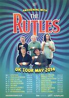 THE RUTLES Theatre Flyer Tour  Handbill