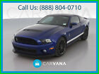 2013 Ford Mustang Shelby GT500 Coupe 2D Premium Wheels 19+ AdvanceTrac Keyless Entry Traction Control Alarm System Air