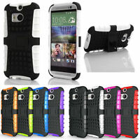 Shock Proof Armour Hybrid Gorilla Stand Case for Various Mobile Phones