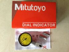 Tool Mitutoyo 513-404 0.01mm dial precision test indicator 0-0.8mm lever table