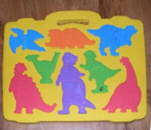 Soft Foam Toddler Dinosaurs Shapes Puzzle