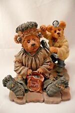 Boyds Bearstone Figurine Collection Frankie & Igor Minor Adjustment