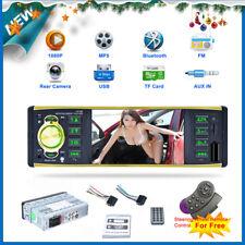 4 Zoll 1 DIN Autoradio Bluetooth SD USB PKW MP5 Spieler HD Lenkradfernbedienung