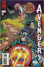 Avengers #396 - VF Minus - First Sign