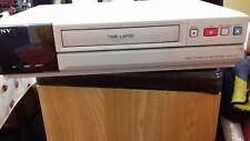 Sony Time lapse Video Cassete Recorder  SVT-72P