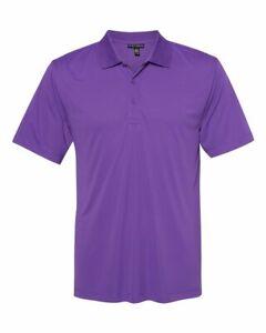 Peaches Pro Energy Polo - UPF 30+ Moisture Wicking Mens dri-fit Golf Sport Shirt