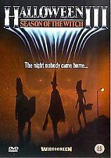 Halloween 3 - Season Of The Witch (DVD, 2002) Disc Mint Condition Tested