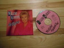 CD Schlager Willeke Alberti - Het Wijnfeest (2 Song) DINO MUSIC