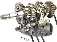Beta 125 RR AC ´05 - Getriebe komplett Schaltgabeln Schaltwalze