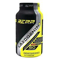 Repp Sports LAXOGENIN + Lean Muscle Activator - 120 caps BURN FAT, BUILD MUSCLE