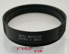 Orig Leica Leitz Elpro 3 Nahlinse Close-up Filter Lens 55mm 55Ø 16543 2991/9