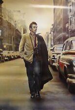 James Dean 27x39 Boulevard Celebrity Art Poster 1992