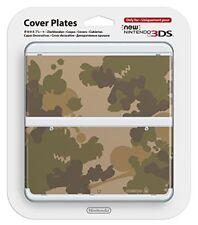 NEW Nintendo 3DS Cover Plates Kisekae plate No.044 Mario camouflage khaki Japan