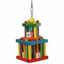 Happy Pet 00793 Building Block Maze for Birds