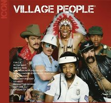 The Village People - Icon [New CD]