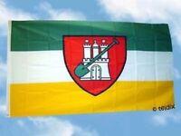 Stab Deutschland Fahne Flagge Bundesadler 90 x 60 cm m