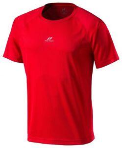 Pro Touch Martin II Rot Fitness Shirt Laufshirt Running Shirt