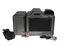 Fargo Hdp5000 Dual Side Id Card Printer - (Updated Version) P/N 89640