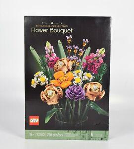 LEGO Flower Bouquet 10280 Botanical 756 Pieces Floral Building Kit Valentines