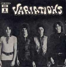 """VARIATIONS """"COME ALONG"""" ORIG FR 1969 HARD ROCK"""