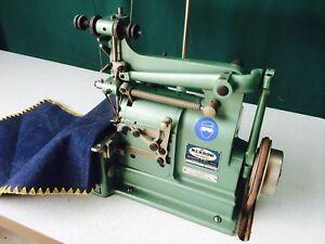 MERROW 27-FJ TWO IN ONE BLANKET STITCH overlocker Industrial Sewing Machine