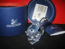 SWAROVSKI CRYSTAL RETIRED SQUIRREL( Long Ear )  #011871 - MINT IN BOX
