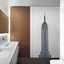 ATWS 33-el Empire State Building Foto Pared Adhesivo Calcomanía de pared extraíble de gran tamaño