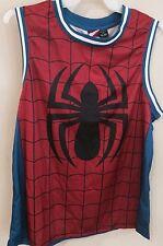 Amazing Spiderman 2 Logo Jersey Marvel Comics Tee Shirt XLarge Size 46-48 Movie