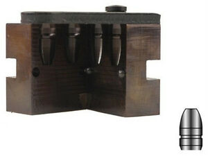 Lyman 2-Cavity Bullet Mold  9mm (356 Diameter)147 Grain Flat Nose Bev # 2660637