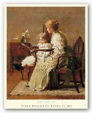 MUSEUM ART PRINT Mother and Child c 1885 Francis Coates Jones
