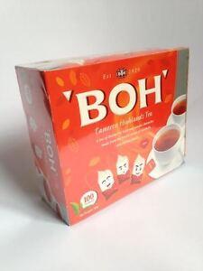 NEW BOH Cameron Highlands Tea - 100 tea bags