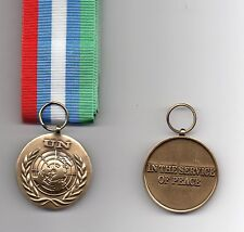 UNITED NATIONS MEDAL FOR BOSNIA / HERZEGOVINA