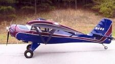 Kitfox Classic IV Denney Light USA Airplane Wood Model Big New