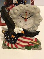 Eagle Alarm Clock New