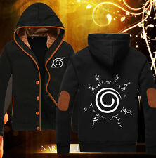 NEW Anime Naruto Casual Fashion  Jacket Sweatshirt Hoodie Sweater Shirt Coat