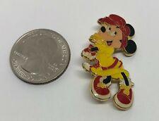 Disney Minnie Mouse Yellow Dress Pin