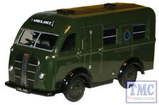 76AK014 Oxford Diecast 1:76 Scale Civil Defence Austin Welfarer Ambulance