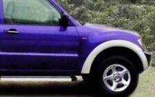 MITSUBISHI PAJERO 2000 -V60- PARAFANGHINI 2 PORTE ABS (6 PEZZI) LISCI