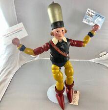"""16"""" Antique American Composition RCA Advertising Doll! Rare! Adorable! 18010"""