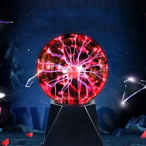 Magische Plasmakugel Berührungsempfindliche Blitze Kugel Magic Plasma Ball Deko
