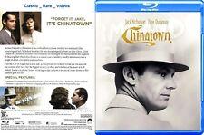 Chinatown ~ Blu-ray ~ Jack Nicholson, Faye Dunaway (1974) Phe