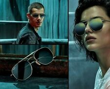 Ray-Ban Marshal RB3648 Sunglasses - Tortoise/Gold/Green