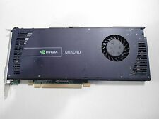 NVIDIA Quadro 4000 v2 - 2GB DDR5 Grafikkarte professionell 3D CUDA - DVI & DP