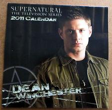 Supernatural Calendar 2011  - Jensen Ackles as Dean Winchester