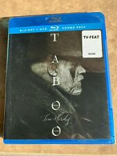 Brand New Taboo Season 1 Blu-Ray +  DVD combo New Free Ship Tom Hardy