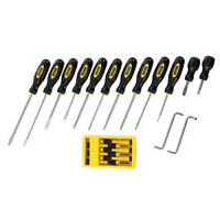 Stanley 60-220 20-Piece Basic Screwdriver Set