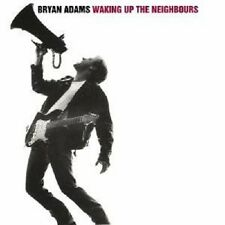 """BRYAN ADAMS """"WAKING UP THE NEIGHBOURS"""" CD NEUWARE"""